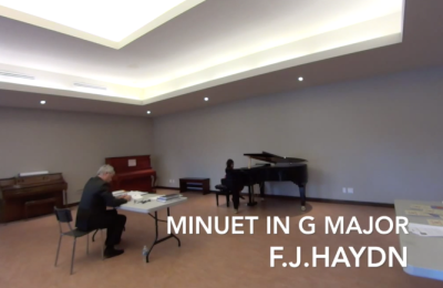 Helena – Minuet in G Major